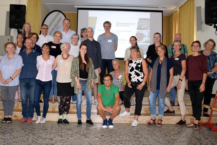 Der Projekttag vom Ernährungsrat Oldenburg in der Liebfrauenschule, Oldenburgs erste Fairtrade School, brachte gute Ergebnisse zur Umsetzung nachhaltiger Ernährung in Oldenburg.