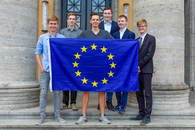 Das Orga-Team des SimEP 2019 in Oldenburg.