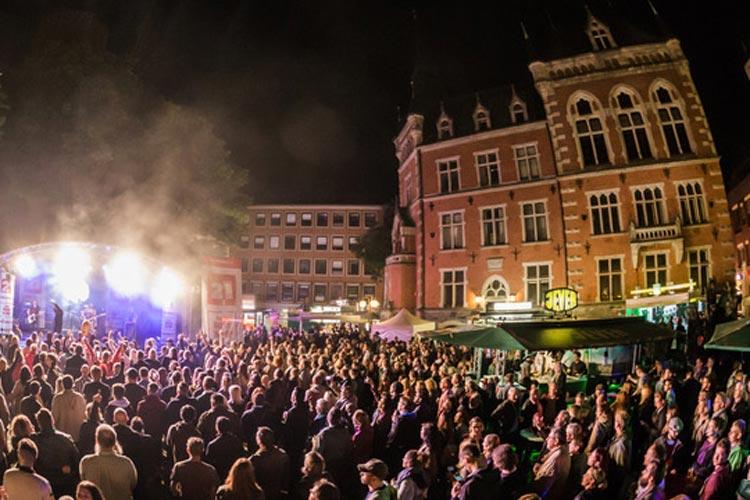 Das Oldenburger Stadtfest ist das größte Musikfestival im Nordwesten.