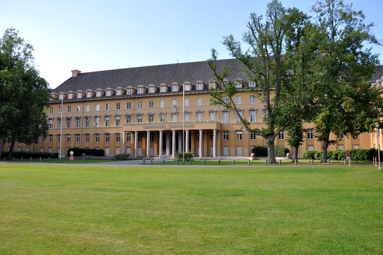 Das ehemalige Staatsministerium in Oldenburg.
