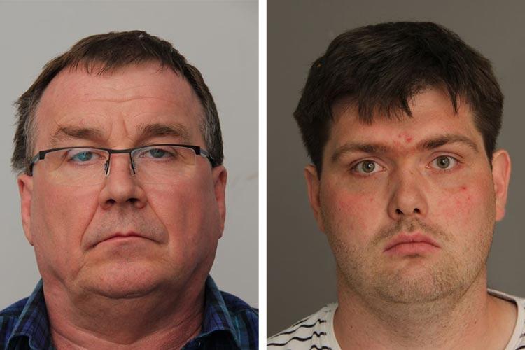 Wer hat Marek G. (links) und Radoslaw B. in Oldenburg oder Bremen gesehen?