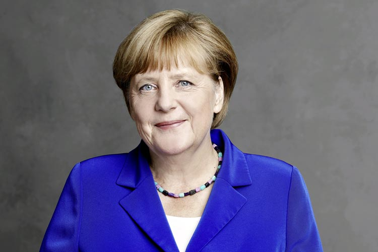 Angela Merkel tritt als Parteivorsitzende der CDU ab.