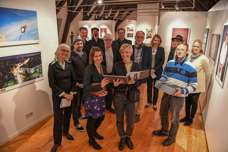 """Die Ausstellung """"echt.Oldenburg"""" wurde Anfang November eröffnet."""