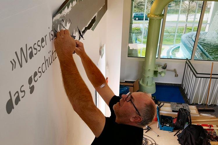Am 11. November feiert der OOWV die Neueröffnung des Museums Kaskade mit einem Tag der offenen Tür.
