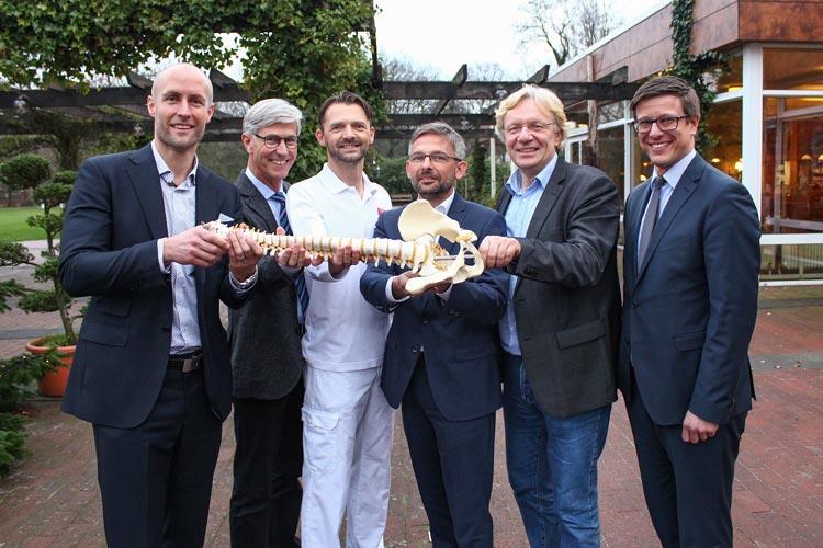 Das neue Projekt Multimodales Schmerzzentrum wird im Juli im Reha-Zentrum am Meer in Bad Zwischenahn an den Start gehen.