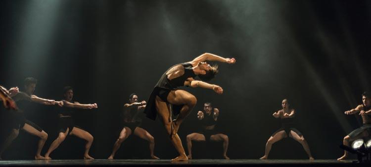 """Die Compagnie """"Danztaz"""" aus Spanien präsentiert im Kleinen Haus des Oldenburgischen Staatstheaters am 17., 18., und 19. Mai vier verschiedene Choreographien."""