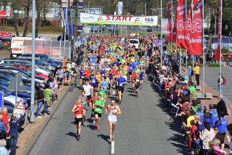 Die Anmeldungen zum 12. famila Lauf werden ab sofort entgegengenommen.