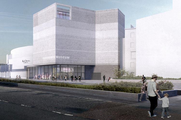 Der Siegerentwurf zum Neubau des Stadtmuseums Oldenburg kommt aus Achim.