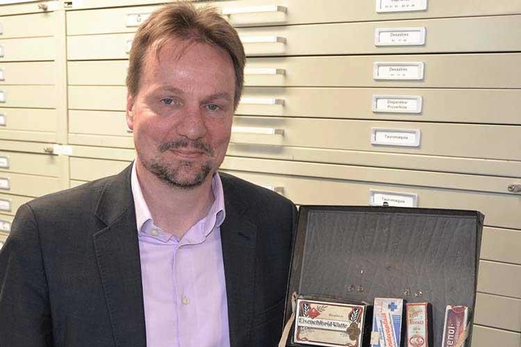 Dr. Andreas von Seggern verlässt das Stadtmuseum Oldenburg.