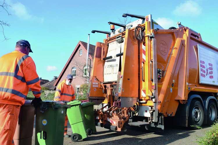 Seit dem Start der Aufklärungskampagne ist der Biomüll in Oldenburg plastikfreier geworden.