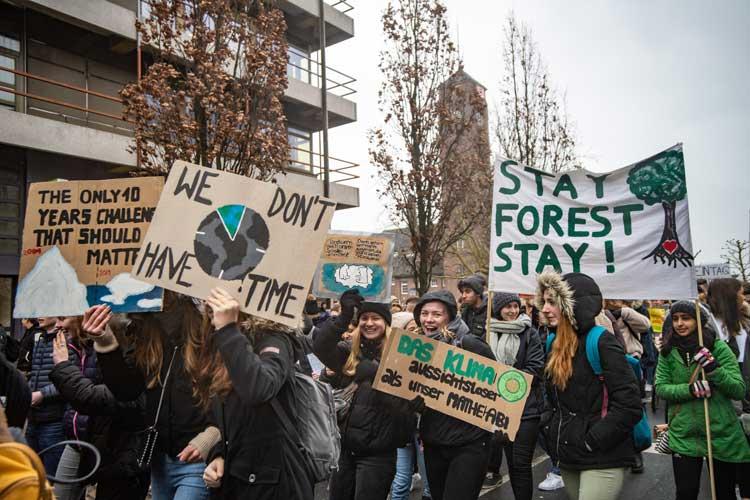 Im Rahmen der Klimastreikwoche wird auch in Oldenburg demonstriert.
