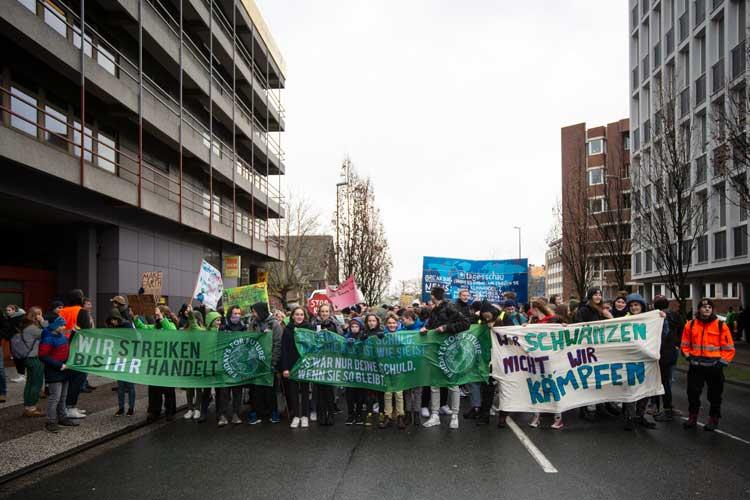 Fridays for Future demonstrieren bereits seit 2018 für eine reformierte Klimapolitik.