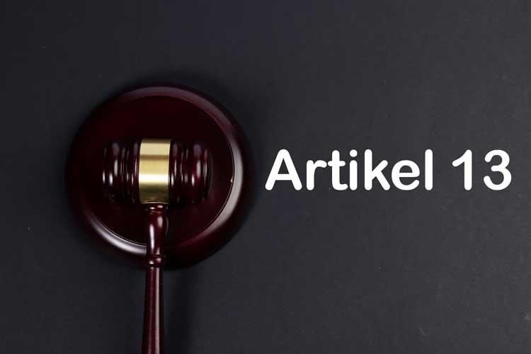 Auch in Oldenburg wird am kommenden Samstag gegen Artikel 13 der EU-Urheberrechtsreform demonstriert.