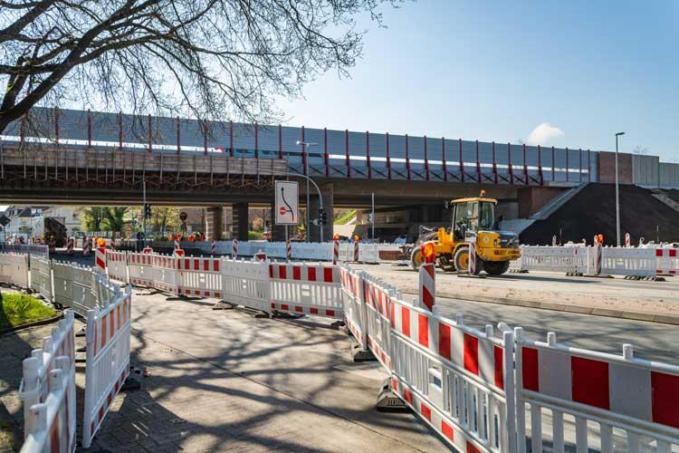 Zum letzten Mal wird für die Alexanderstraße in Oldenburg die Vollsperrung eingerichtet. Auch die Auf- und Abfahrten bleiben gesperrt.