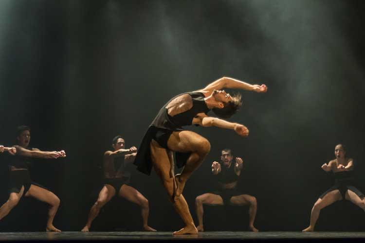 Für die 14. Internationalen Tanztage im Oldenburgischen Staatstheater gab es Bravo-Rufe und stehende Ovationen.