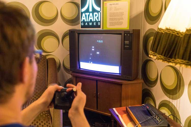 Das Oldenburger Computer-Museum lädt am Museumstag zum Spielen ein.