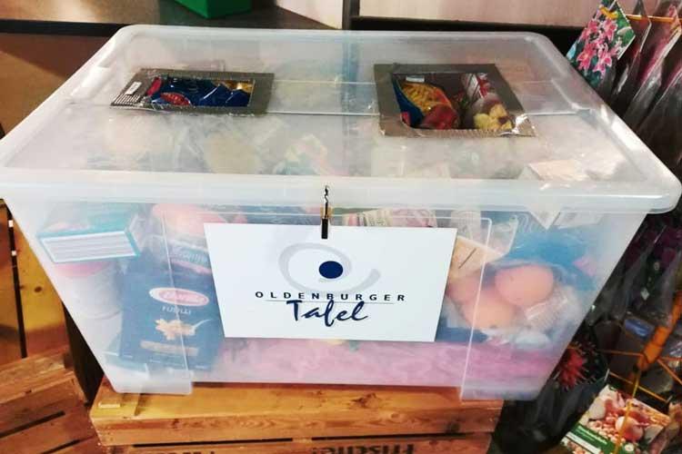 17 neue Freiwillige machen es möglich, dass jetzt noch mehr Spendenboxen aufgestellt werden können.