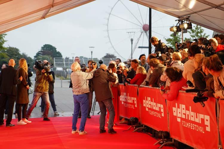 Das Filmfest wurde aam Mittwoch eröffnet.