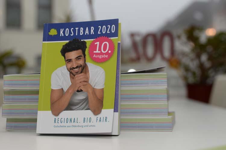 Das Kostbar 2020 enthält in diesem Jahr 226 Gutscheine.