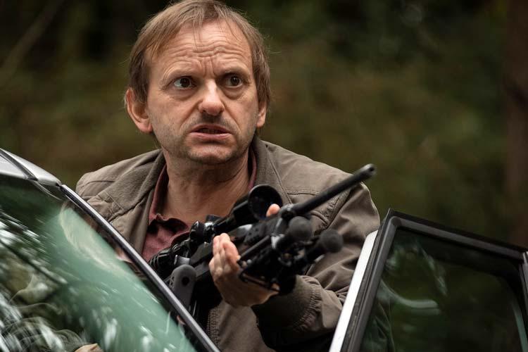 Milan Peschel als Steffen Thewes.