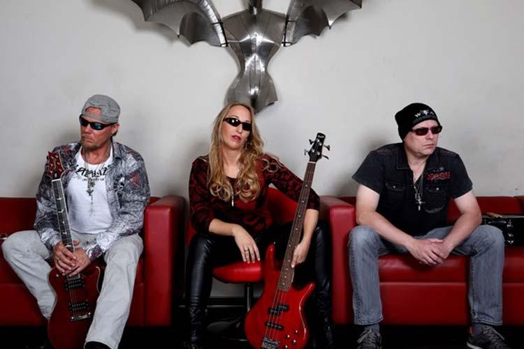 """Die Oldenburger Hardrockband """"Gentility"""" ist am 10. Januar auch mit von der Partie."""