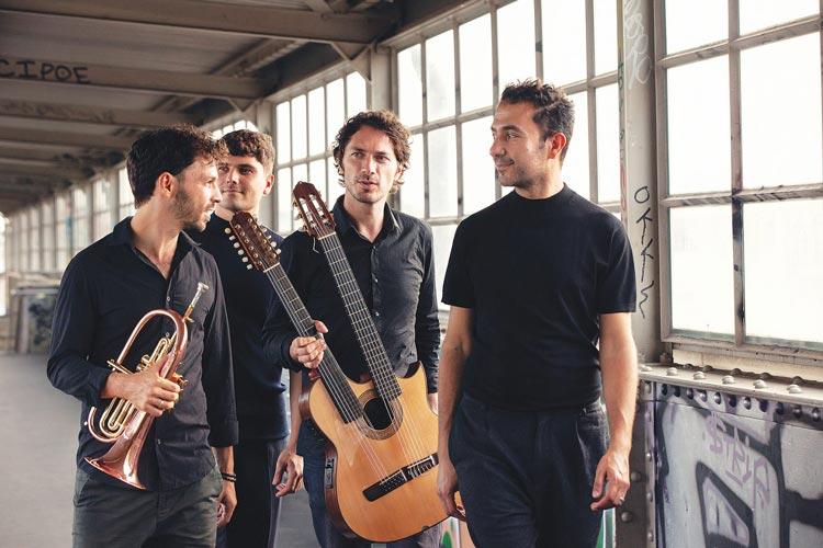 Das Ensemble MASAA ist für den Kulturpreis in der Kategorie Musik nominiert.
