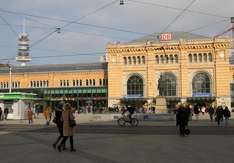 Hannover Hauptbahnhof, über dts Nachrichtenagentur