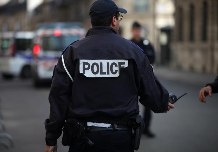 Französische Polizisten, über dts Nachrichtenagentur