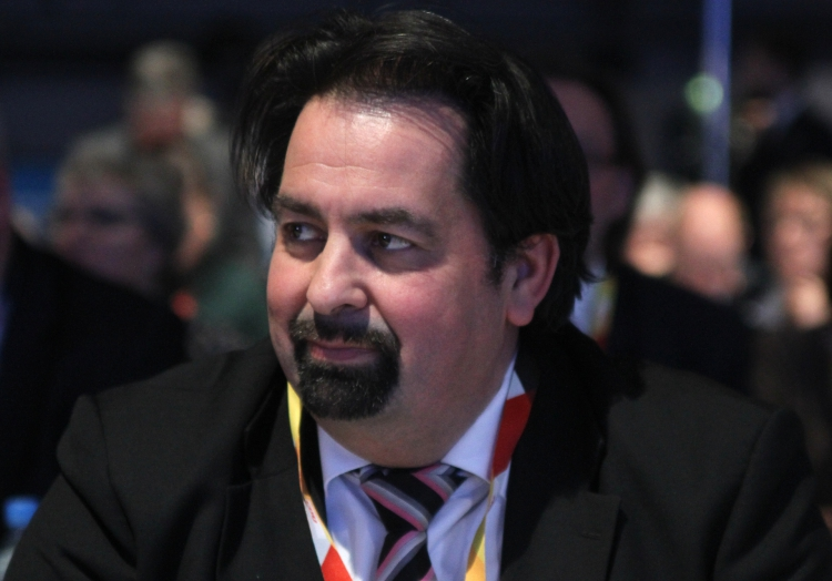 Aiman Mazyek, über dts Nachrichtenagentur