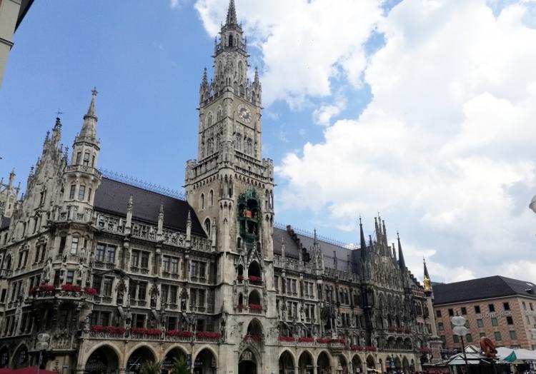 Neues Rathaus München, über dts Nachrichtenagentur