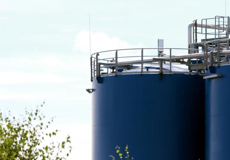 Öltanks, über dts Nachrichtenagentur