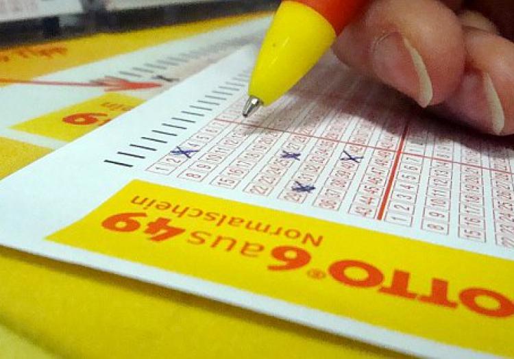 Lottozahlen 8.11 19