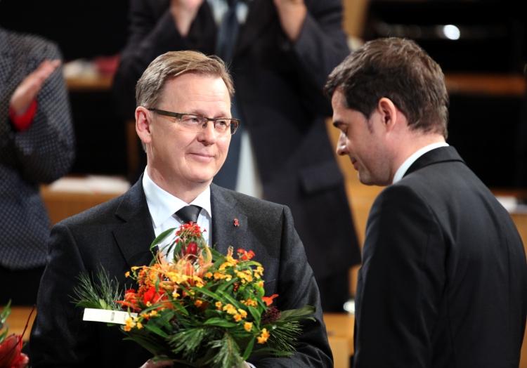 Bodo Ramelow und Mike Mohring, über dts Nachrichtenagentur