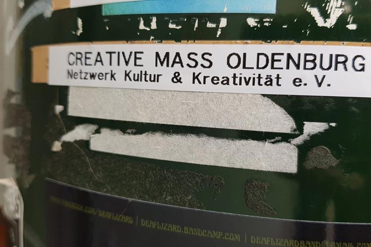 Das Bündnis Creative Mass fordert schnelle Hilfen für Kultur- und Kreativschaffende.