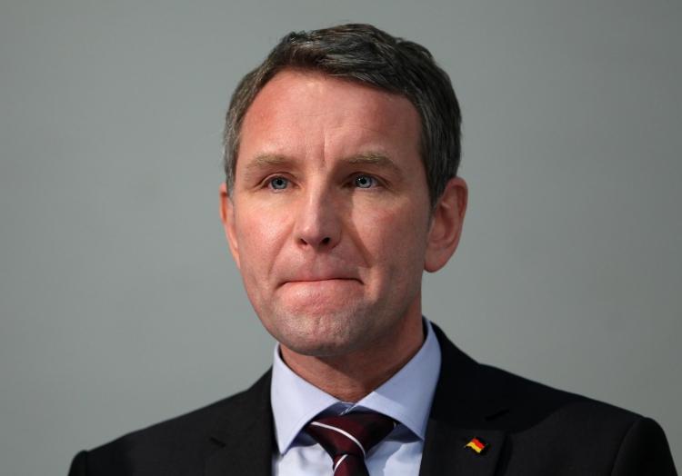 Björn Höcke, über dts Nachrichtenagentur
