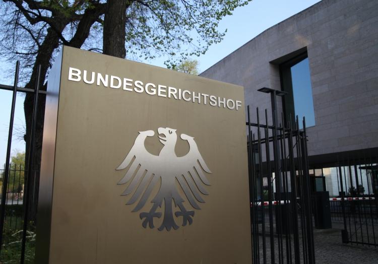 Bundesgerichtshof, über dts Nachrichtenagentur