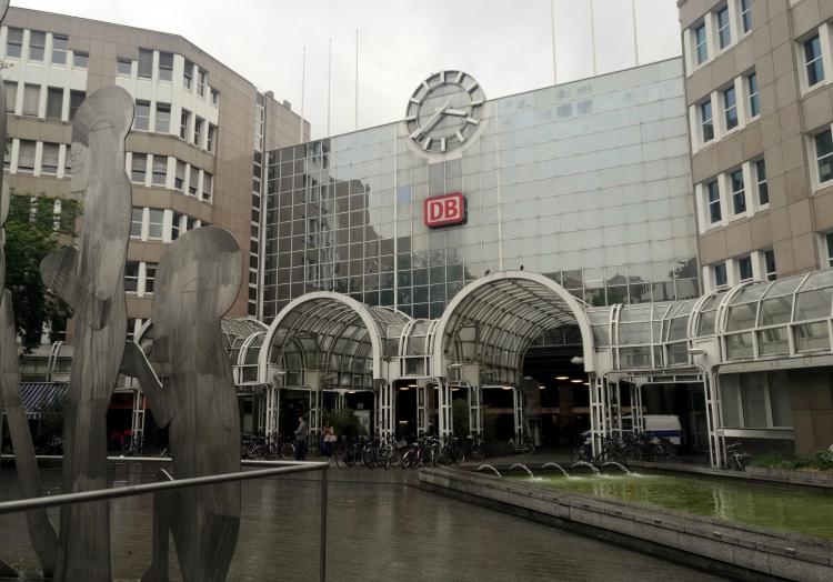 Düsseldorf Hauptbahnhof, über dts Nachrichtenagentur