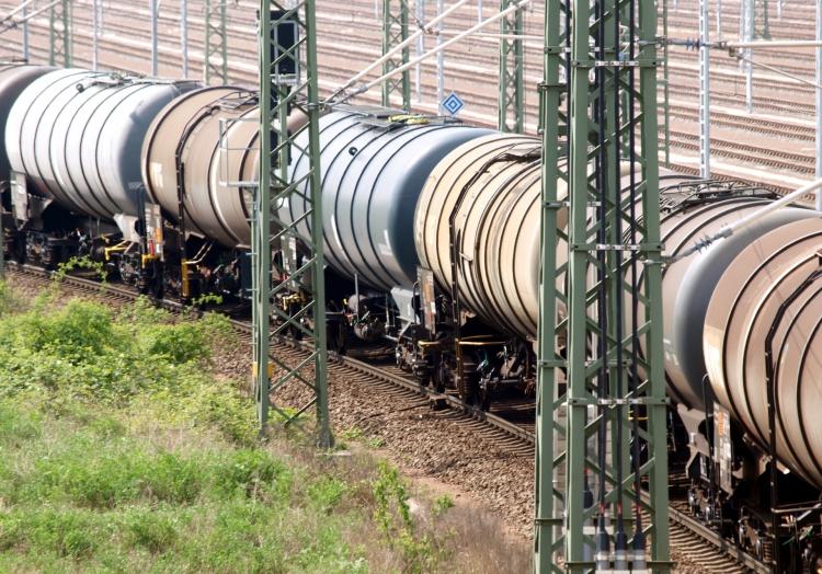 Güterzug auf Gleisanlage, über dts Nachrichtenagentur