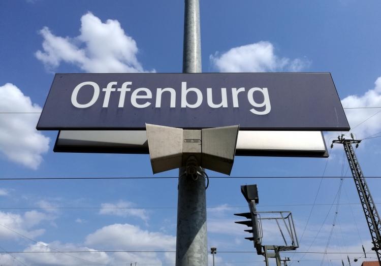 Offenburger Bahnhof, über dts Nachrichtenagentur