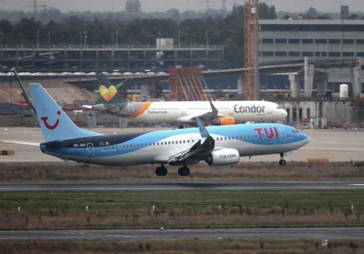 Flugzeuge von TUI und Condor, über dts Nachrichtenagentur