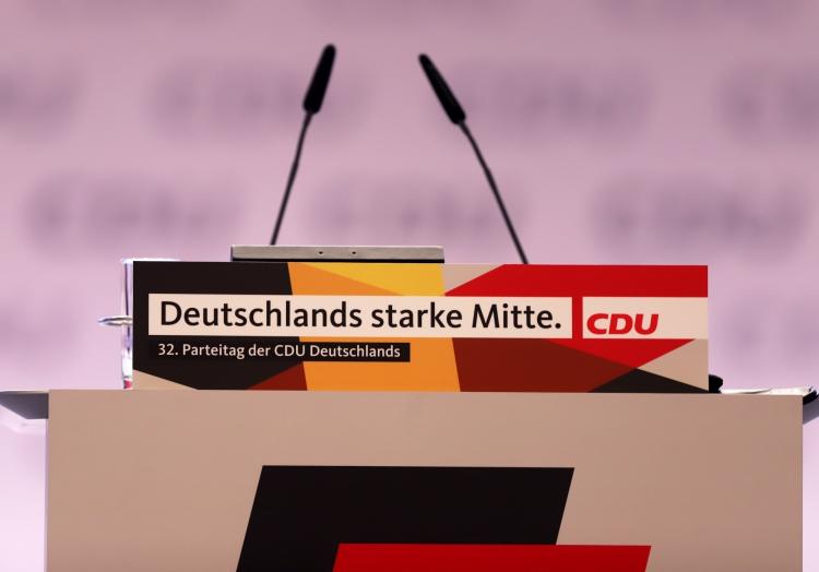 CDU-Parteitag 2019, über dts Nachrichtenagentur