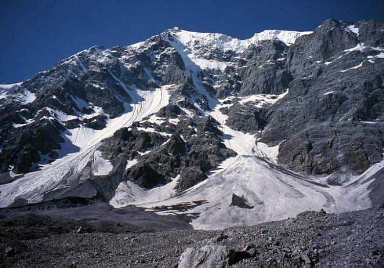 Ortler in Südtirol, über dts Nachrichtenagentur