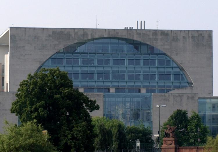 Bundeskanzleramt in Berlin, über dts Nachrichtenagentur