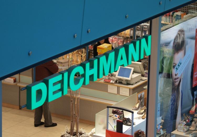 Deichmann-Filiale, über dts Nachrichtenagentur