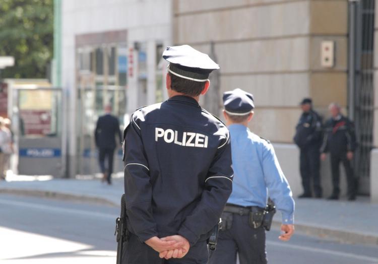 Berliner Polizist, über dts Nachrichtenagentur