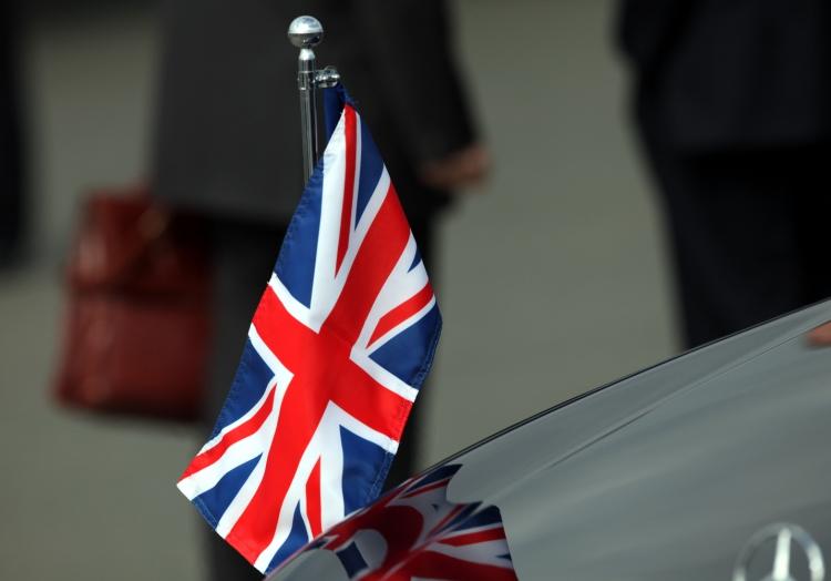 Fahne von Großbritannien, über dts Nachrichtenagentur
