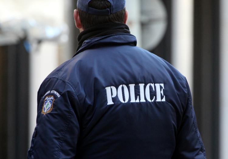 Griechischer Polizist, über dts Nachrichtenagentur