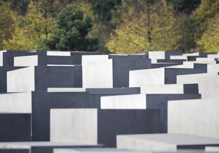 Holocaust-Mahnmal in Berlin, über dts Nachrichtenagentur