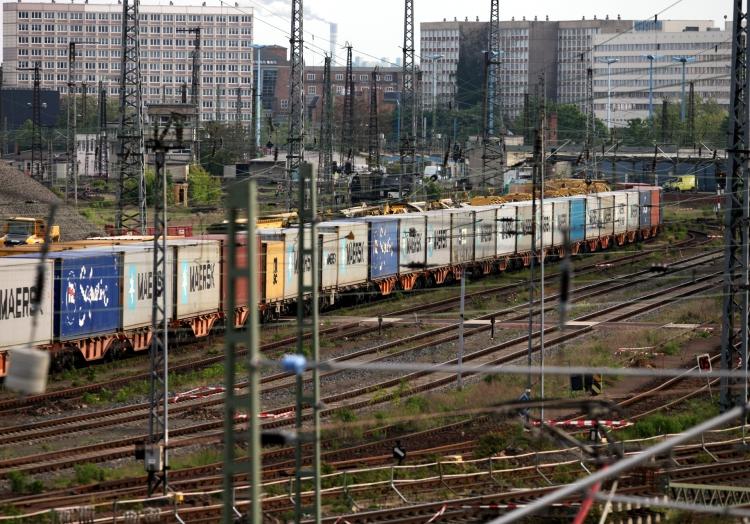 Güterwaggons, über dts Nachrichtenagentur