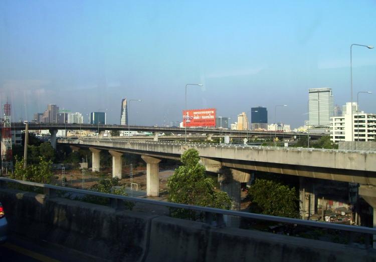 Autobahn in Bangkok, über dts Nachrichtenagentur